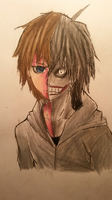 jeff the killer, innocence went mad by demiselight88