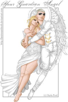 Your Guardian Angel by LieutenantDeath