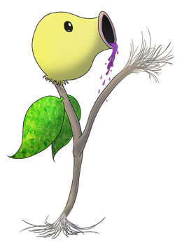 Bellsprout by ChineseViking