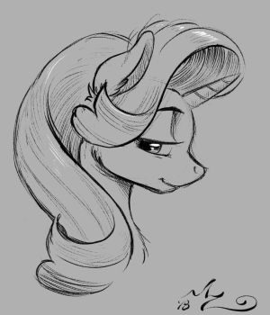 Daily Doodle 606 by Amarynceus