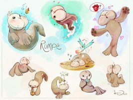Rumpe Sketchpage by Colonels-Corner