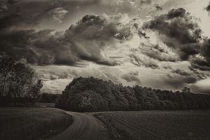 Clouds-in-Sepia-1 by KarabansRaven