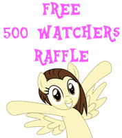 Free Raffle  By Dragonchaser123-dcm8hrq by DragonChaser123