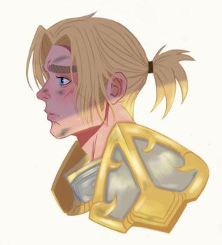 Anduin by Fawkes29