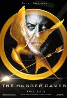 Hunger Games Snow Poster by heatona