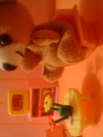 A Teddy Bear's Life- Spaced by holy-zen