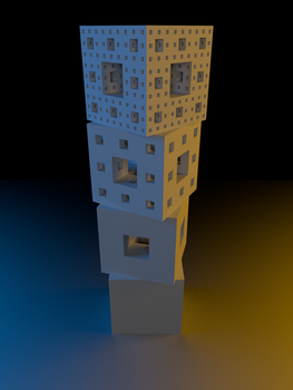 Mengertower by Pitel