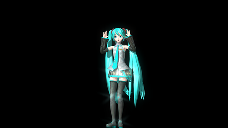 The Disappearance of Hatsune Miku [SEGA ver.] by Mikummdvocaloid