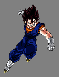 Vegetto by hsvhrt