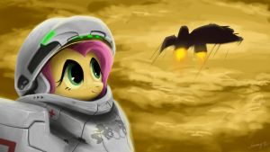 Medic Fluttershy by Jeremywithlove
