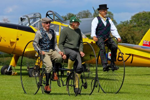 Edwardian Cycles by Daniel-Wales-Images
