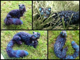 Midnight Panther SOLD by KaypeaCreations