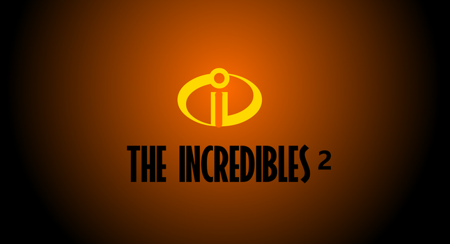 The Incredibles 2 (Title) by MikeEddyAdmirer89
