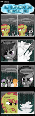 MLP: La legende de Broken Ice page 15 ENG by stashine-nightfire