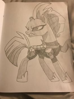 Tempest Shadow by Blackwind06