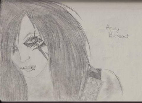 Andy Biersack by LizzieR97