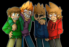 The Gang's All Here [COLLAB MORE LIKE COOLLAB] by nutellarella