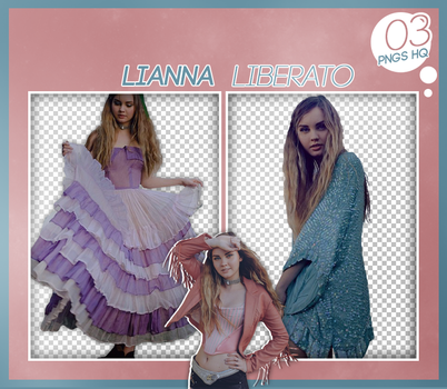 PACK PNG 421 // LIANA LIBERATO by DUA-PNGS