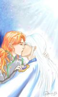 Zoi and Kun - Kiss by SweetCandyRain