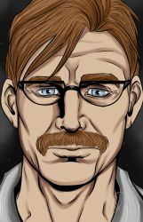 Commissioner Gordon Commission by AlexaWayne
