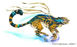 Onikin : Cheetah by Maram