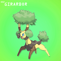 002: Girarbor by SteveO126