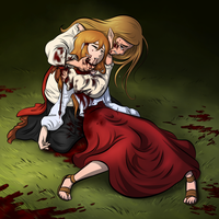 Don't Leave Me Little Sister... - Moutons Noirs by Elwensa