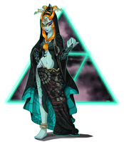 Midna by Karret