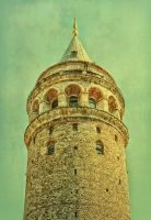 galata tower - istanbul by oeminler