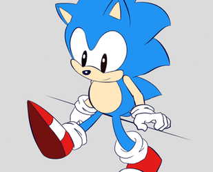 Smol Sonic by SonicForTheWin2