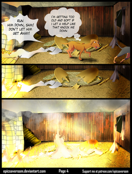 Fallen World - Page 4 - Web Comic by EpicSaveRoom