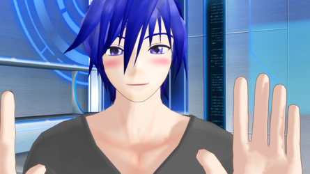 A Kaito Just For You. by SteelDollS