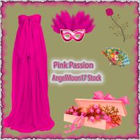 Pink Passion 2 by AngelMoon17