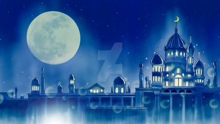 Moon Palace by Anrachman
