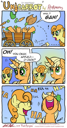 Unicarrot (or something) by RedApropos