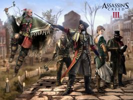 Assassin's Creed III Multiplayer by Lord-Corr