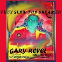 2005-CD Cover-Art-They Slew the Dreamer by garyrevel