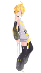 Tda Append Kagamine Lenka [DL] [FIXED] by xXMofuMofuXx