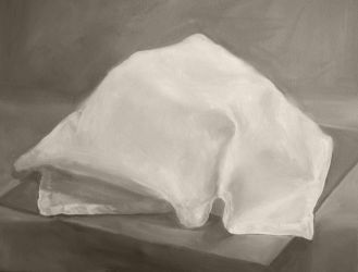 I Painted a Napkin for Some Reason by FluffyTheGreat