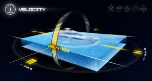 3D Boat Information Screen 2 by stereolize-design