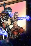 Mass Effect Detail 3 by AdamWithers