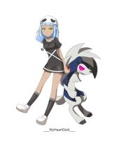 Harune by MyHeartGold
