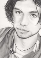 Jackson Rathbone by LackadaisicalCat