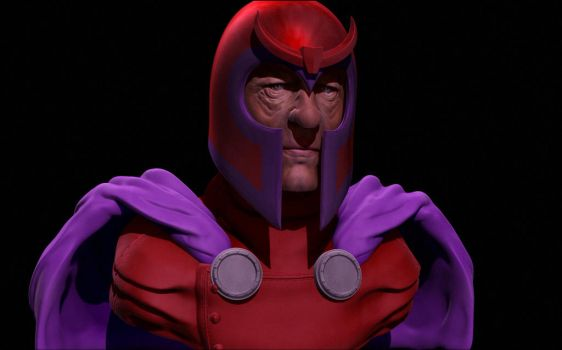 Magneto 2 by 3DNoobish