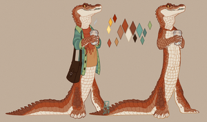 Gator for Riivih by LiLaiRa