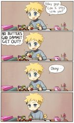 It's Butters by kata-009