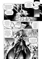 My Black and White Manga by panom