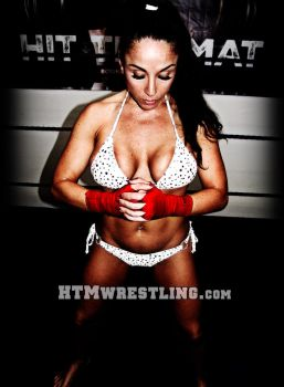 Jewell Marceau by boxingwrestling