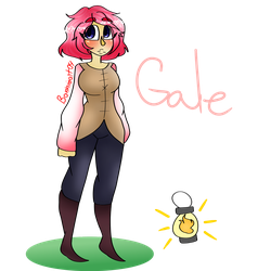 Gale by Bonnieart04