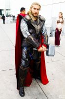 Thor Cosplay by captainjaze
